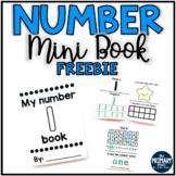 FREE Number Mini Book