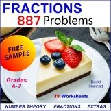 FREE -  Number Sense: Divisibility (Gr. 4-7)