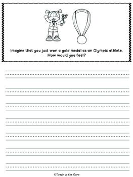 FREE Olympics Printables