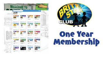 FREE One Year Membership in the Brite Star Club