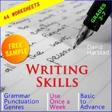 FREE - Opinion Writing: Five Paragraph Essay (Gr. 3-7)