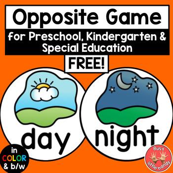 Opposite Game