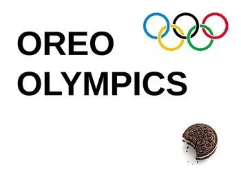 FREE Oreo Olympics PowerPoint