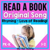 FREE Original Song, Read, Read, Read a Book