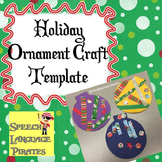 FREE Ornament Template