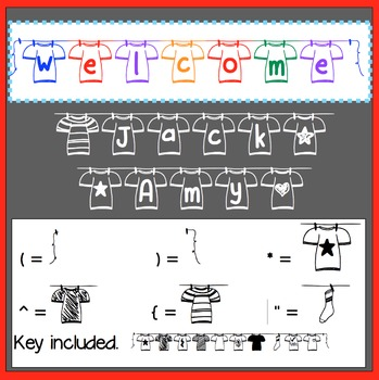 FREE - Out To Dry TeeShirt Font - personal classroom use