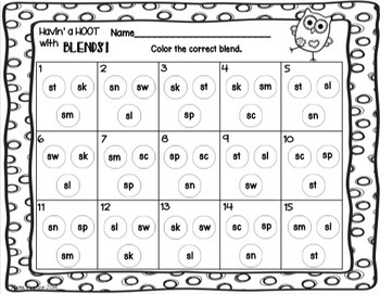 FREE Owl S Blends Digital Centers