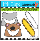 FREE P4 BIGGY MOUTH Ground Hog Day (P4 Clips Trioriginals)