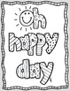 FREE  P4 POSTER Oh Happy Day {P4 Clips Triorignals Digital