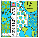 FREE P410 Earth Day Love {P4 Clips Trioriginals Digital Clip Art}