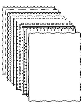 FREE PAGE BORDERS
