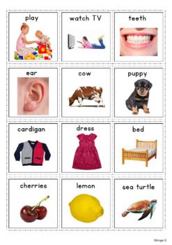 FREE Autism Bundle Sample - Communication Cards, Pecs, Autism Visual Aids