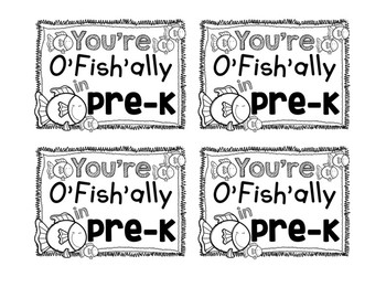 FREE PRE-K Student Gift