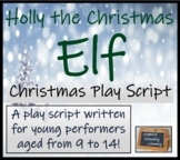 FREE PREVIEW - Christmas Play Script - Elf