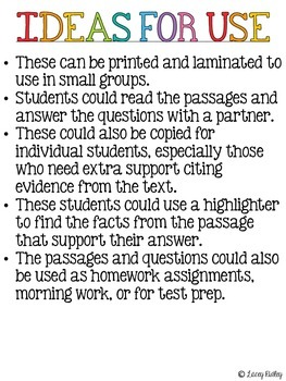 Reading Test Prep 3 Preview