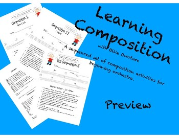 FREE PREVIEW - Learning Composition with Ollie Overture