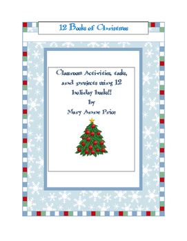 FREE PREVIEW of the 12 Books of Christmas