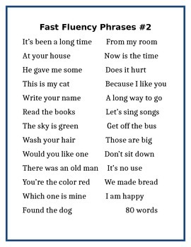 FREE PREVIEW.......Fluency Poems Common Core Aligned