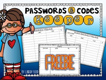 {FREE} Password & Code Keeper