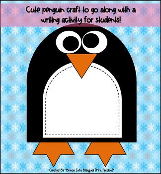 FREE Penguin Craft