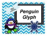 Penguin Glyph { A Printable Winter Glyph}