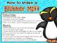 FREE Penguin Science Experiment - Blubber Glove - Directio
