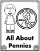 FREE Penny Money Book (Introduction to Coins)