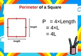 FREE - Perimeter & Area Posters - A4 or A3