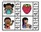 FREE Phonics Initial Three Letter Blends Clip Cards