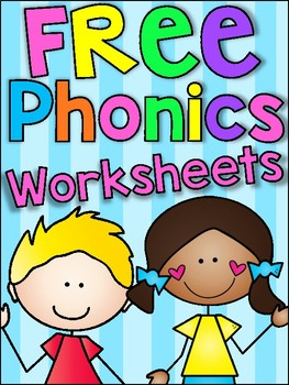 FREE Phonics Worksheets by My Teaching Pal | Teachers Pay ...