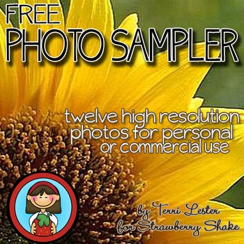 FREE Photograph SAMPLE PACK Photos for Personal and Commercial Use