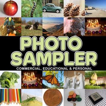 FREE Photos Photographs SAMPLE