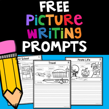 FREE Picture Writing Prompts