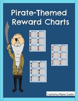 FREE Pirate Reward Chart
