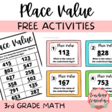 FREE Place Value Activities