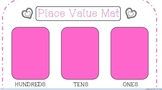FREE Place Value Mat for games