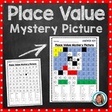 Place Value Mystery Picture
