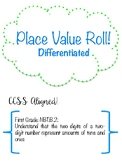 FREE Place Value Roll!