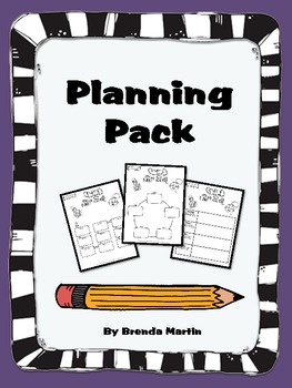 FREE Planning Pack for Writing Workshop