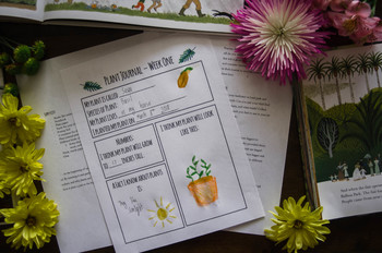 FREE Plant Journal