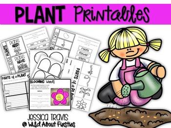 FREE Plant Printables & Craft