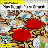 {FREE} Play Dough Pizza Smash - Emotions