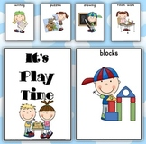 Play Time Posters
