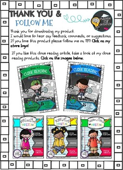 FREE Plot Structure Stop & Jot .... Posters & Bookmarks