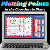 FREE Plotting Points in the Coordinate Plane DIGITAL in Go