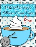 Polar Express Journal Topics and Writing Paper ~ Christmas