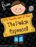 Polar Express ~ My Favorite Part Writing