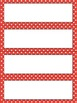 {FREE} Polka Dot Labels