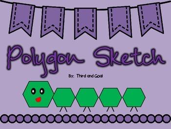 FREE Polygon Attribute Sketch Activity