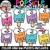 FREE Popsicle Emotions Clipart {Creating4 the Classroom}